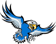 The King's University - Eagles Athletics logo