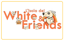 L'Isola dei White & Friends logo