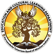 Fernandeño Tataviam: Education and Cultural Learning Department logo