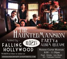 Haunted Mansion Party & Album Release