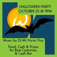 Wahlburgers Halloween Party