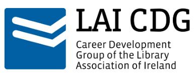 LAI Career Development Group AGM