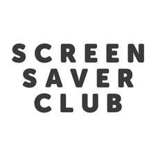 Screen Saver Club  logo