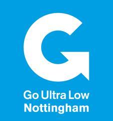 Go Ultra Low Nottingham logo