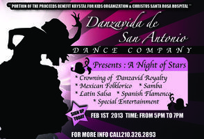 2014 Danzavida Night Of The Stars