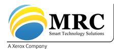 MRC - Smart Technology Solutions, a Xerox Company logo