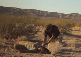 Feature Film: Detained in the Desert (World Premier)