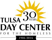 Tulsa Day Center for the Homeless logo