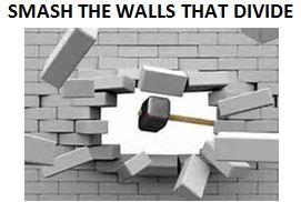 Smashing The Walls That Divide