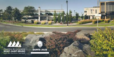 VILLE DE SAINTE-JULIE | RENCONTRE AVEC LA MAIRESSE