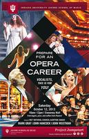PREPARE FOR AN OPERA CAREER: Vocalists, this is for...