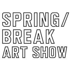 SPRING/BREAK Art Show logo