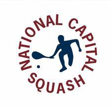 National Capital Squash logo