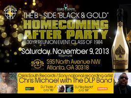 "The B - Side ""Black & Gold"" Frederick Douglass HS..."