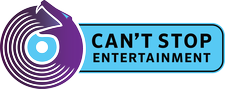 Can't Stop Entertainment logo