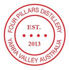 Four Pillars Gin logo