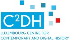 Luxembourg Centre for Contemporary and Digital History (C²DH) / University of Luxembourg logo