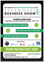 Sevenoaks Business Show 2017