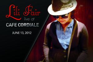 Lili Fair Acoustic Live to benefit Claire's Place...