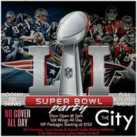 THIS SUNDAY :: THE BIG GAME SUPER BOWL LI VIEWING...