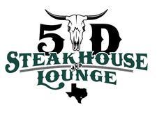 5D Steakhouse & Lounge logo