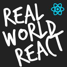 Real World React logo
