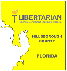 Hillsborough Libertarians logo