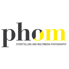 Phom - Storytelling and Multimedia Photography logo