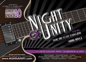 Night of Unity 2013