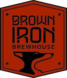 Brown Iron Brewhouse logo