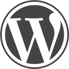 WordPress Glasgow meetup logo