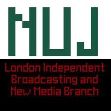 NUJ London Independent Broadcasting and New Media branch logo