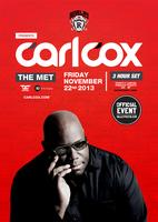 Carl Cox (3 hour set) -  The Barmy Army Exclusive...