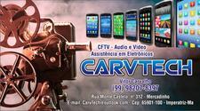 VITOR CARVALHO - CARVTECH logo