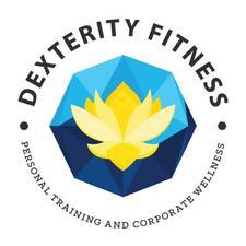 Dexterity Fitness, Charlene Carroll logo