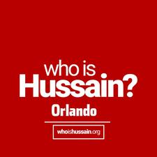 Who is Hussain? Orlando logo