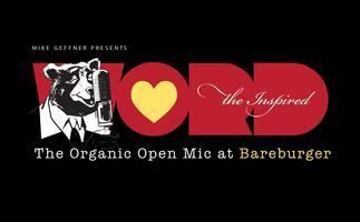 Monday Night Organic Open Mic @ Bareburger - Music,...