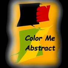 Color Me Abstract logo