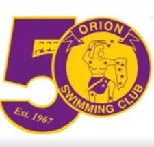 Orion Swimming Club logo