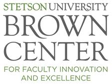Brown Center for Faculty Innovation and Excellence at Stetson University logo