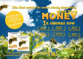 More than Honey Screening - Learn about bees and...