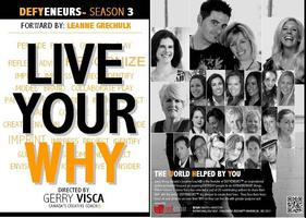Pre-Order Your LIVE YOUR WHY