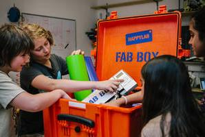 Fab Box: Train the Trainer Workshops