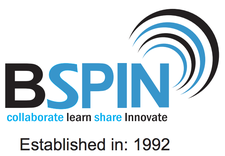 BSPIN logo