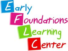 Early Foundations Learning Center logo