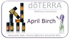 April Birch logo