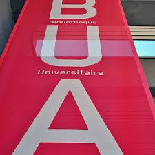 Bibliothèque Universitaire d'Angers logo
