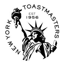 New York Toastmasters logo