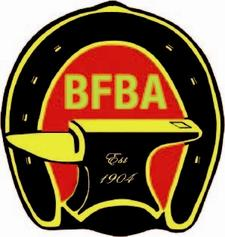 British Farriers and Blacksmiths Association  logo