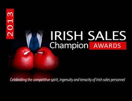 Irish Sales Champio